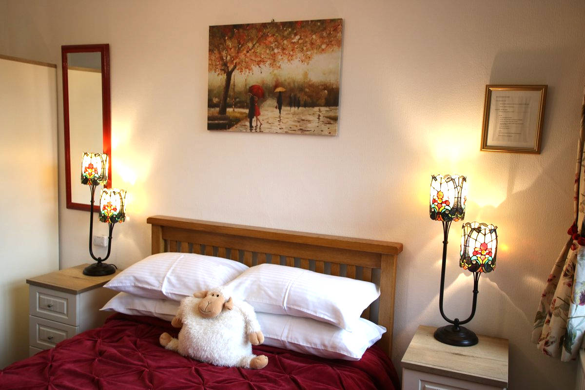 Image of Greylands Guesthouse Llandrindod Double Room Woodpecker 021
