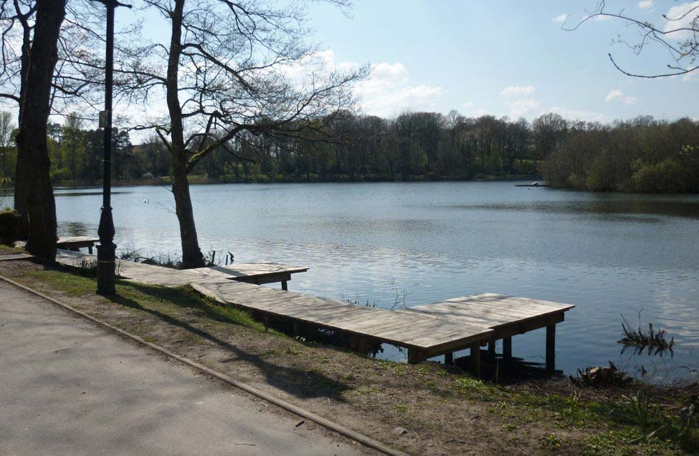 Image of Llandrindod Wells Lake 3