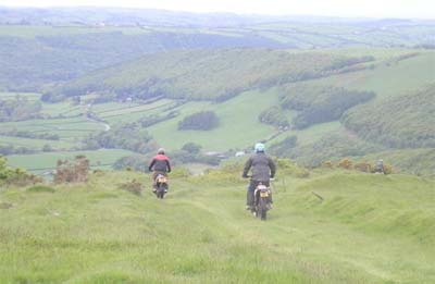 Image of Green Lanes And Trails Abound In Powys